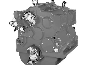 Twin Disc Industrial Transmission TD611179ARFF