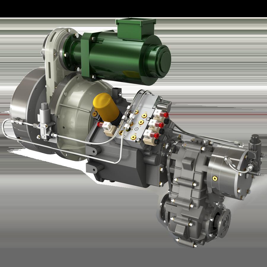 Transfluid Industrial Hybrid System