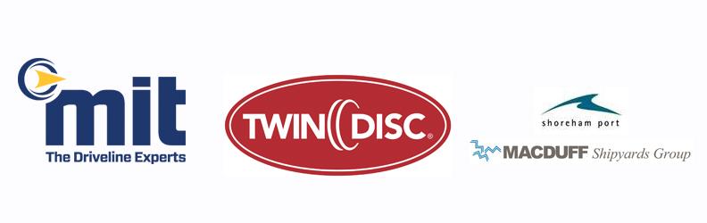 Twin Disc Marine Gears