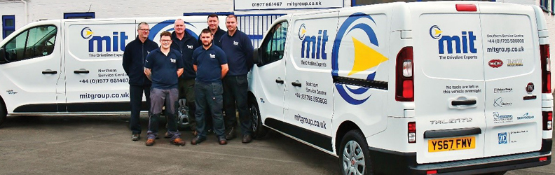 MIT to showcase driveline repair and service capability at Skipper Expo Aberdeen