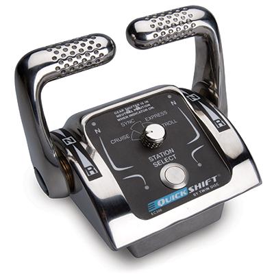 EC300 CONTROL HEAD