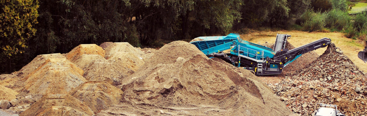 The Twin Disc HP500 wet clutch, when heavy duty crushing calls for heavy duty power