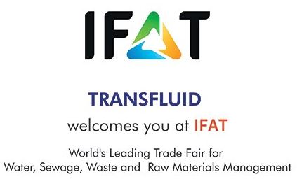 IFAT 2018 14-18th May 2018