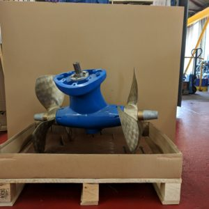 CMC Pod Thruster