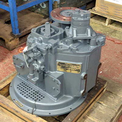 Twin Disc MG5111SC Marine Gear