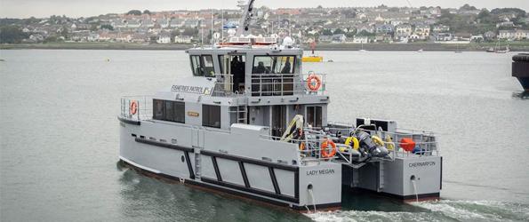 Lady Meghan Patrol Vessel