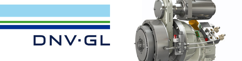 Transfluid Hybrid Drive module receives DNV GL Type Approval.