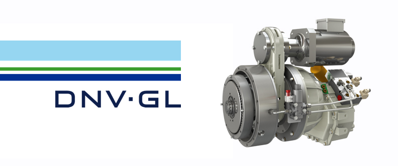 Transfluid Hybrid Drive module receives DNV GL Type Approval.
