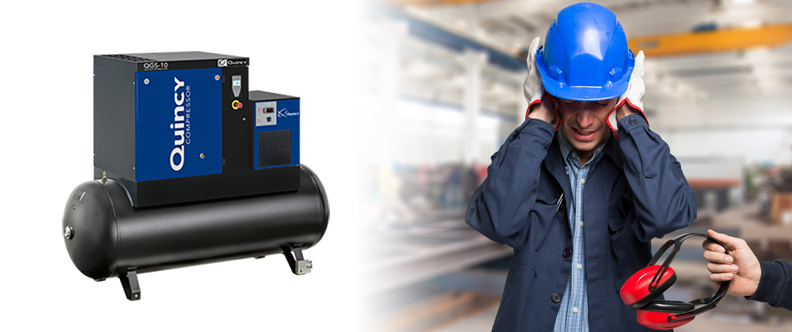 How Quieter Air Compressors Benefit Your Workplace