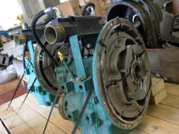 Twin Disc Marine Gears