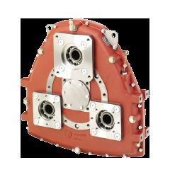 Callout pump drive