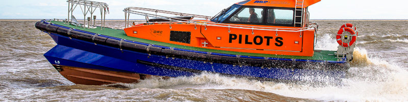 Marine industry set for £9 million investment in new pilot vessels