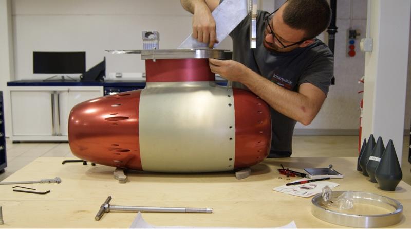 electric-hydrojet-motor