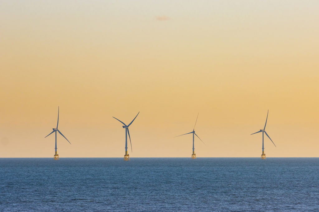 Scottish Offshore Wind-to-Hydrogen Project Takes Off