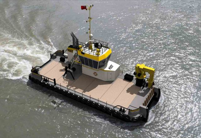 HST MARINE EXPANDS INTO THE WORKBOAT MARKET