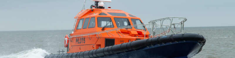 British maritime partnerships see the delivery of  'Ouse', the new pilot vessel delivered to Associated British Ports.